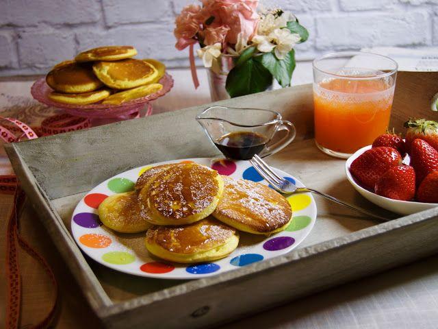 Innamorarsi in cucina: Pancakes soffici