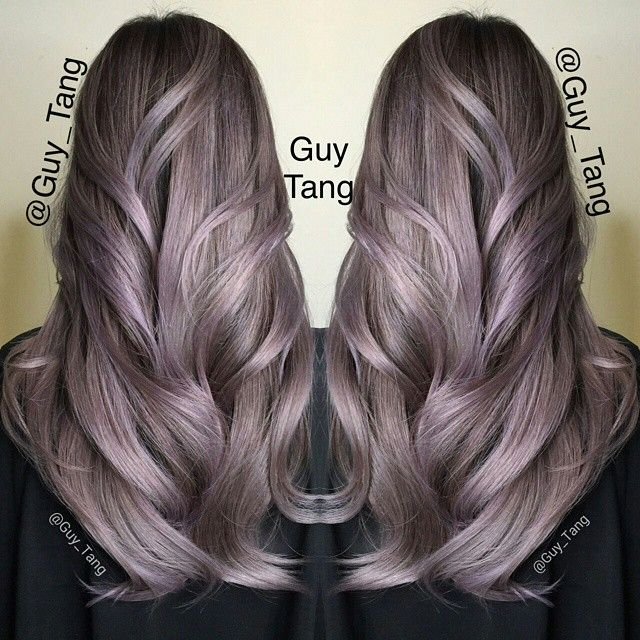 silver lilac by guy tang hair artist hair and beauts