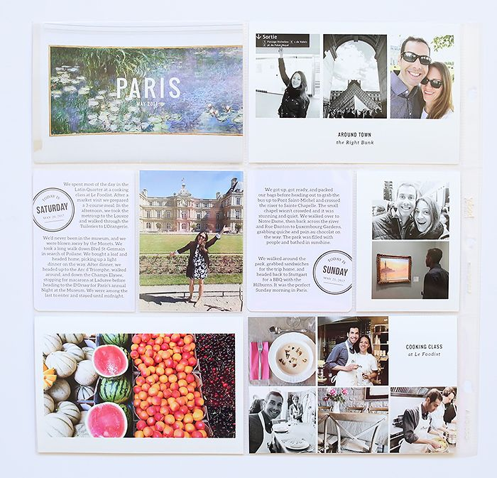 Hey there, Catherine here. In this post I'm sharing three of my favorite elements for putting together a simple pocket page layout. Whether you're new to hybrid scrapbooking or you've been documenting your memories with pocket pages or Project Life for years, I hope this post will be helpful! For this post, I'm working with …