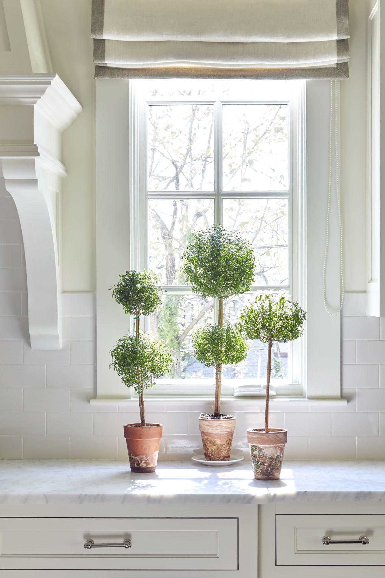 Kitchen window kitchen blinds  sarah bartholomew design in   white home  pinterest  classic