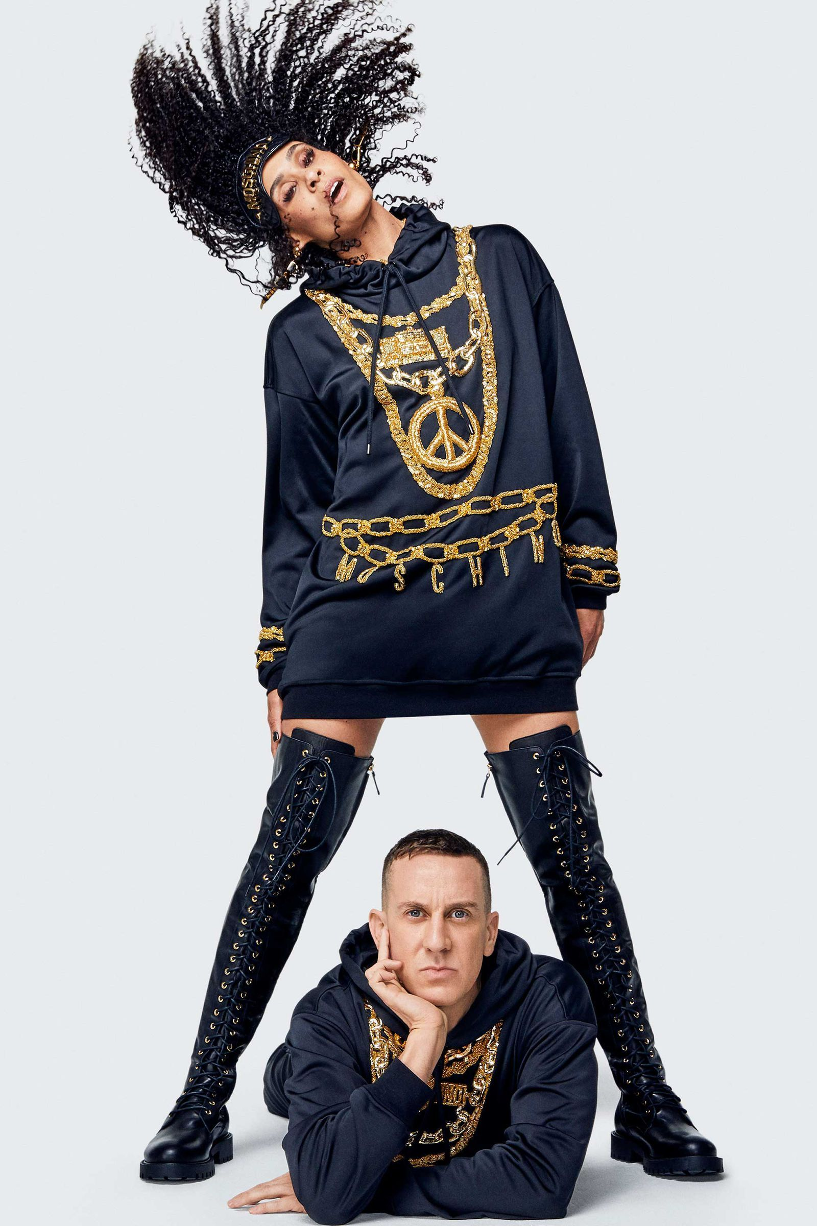 5eb547c4ee H M unveils its new Moschino collaboration  15 looks you need to see ...