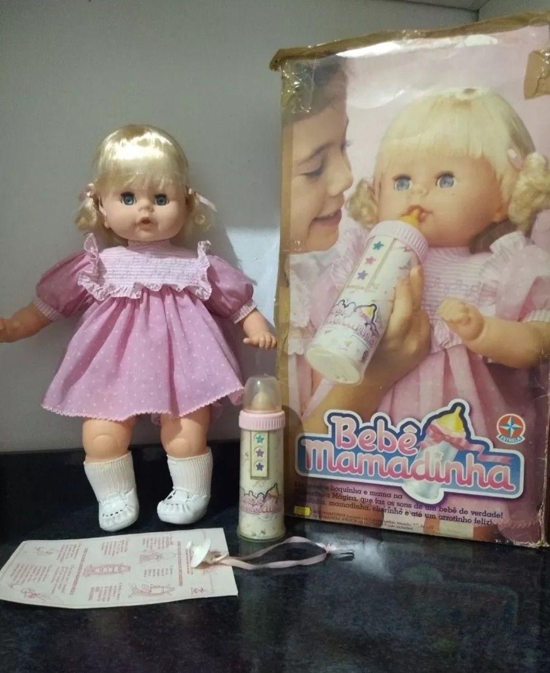 Boneca Mamadinha Da Estrela Brinquedos Estrela Bonecas