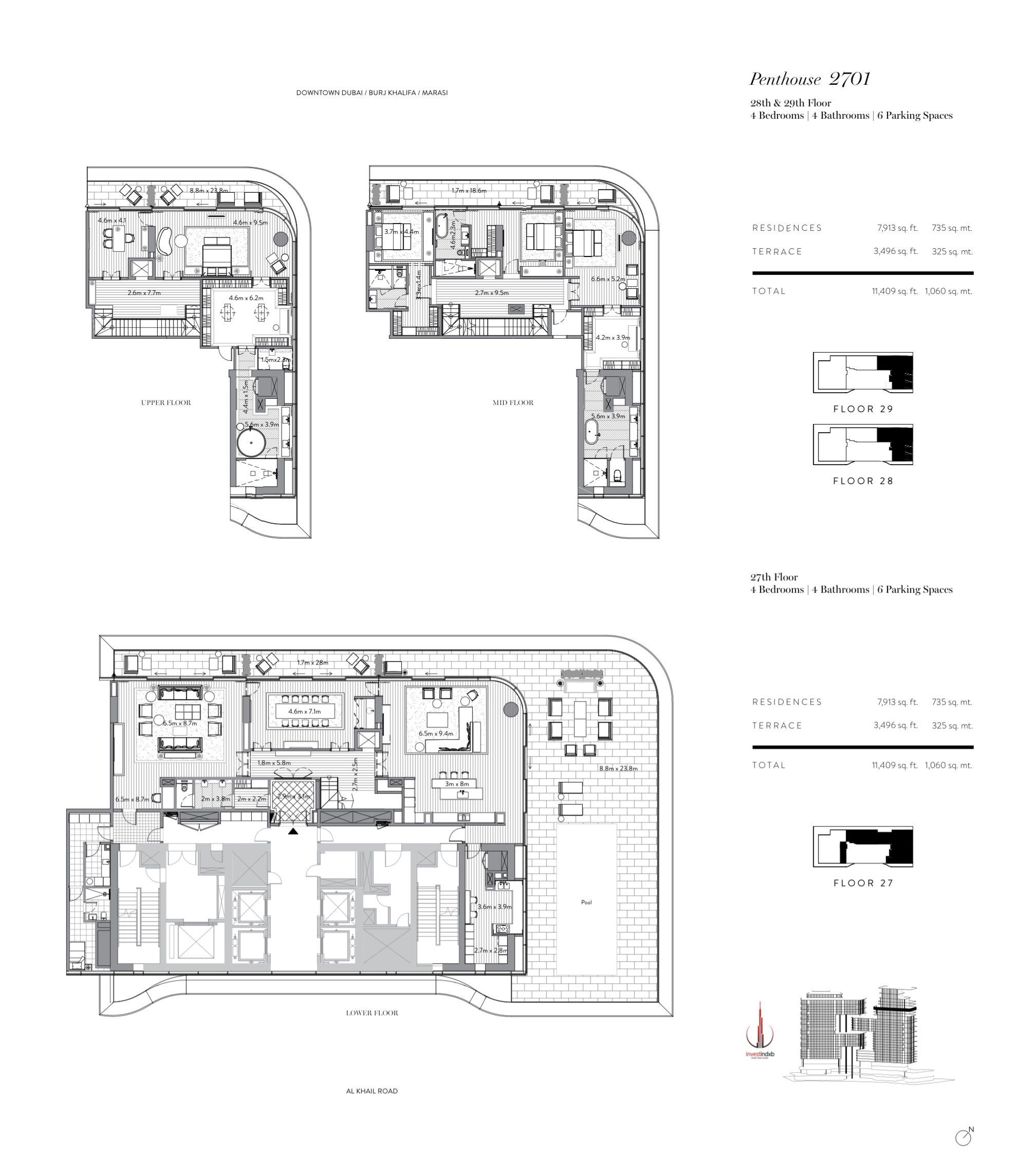 Pin By Todd Carney On Ultimate Penthouse Floor Plans In 2020 Floor Plans House Plans Design