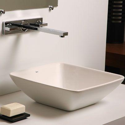 El lavamanos combinado con la grifer a adecuada es for Griferia para lavamanos