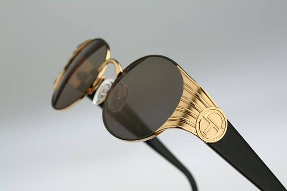 5025acef7f3 Sergio Tacchini ST 1040 S T809   Vintage sunglasses   NOS