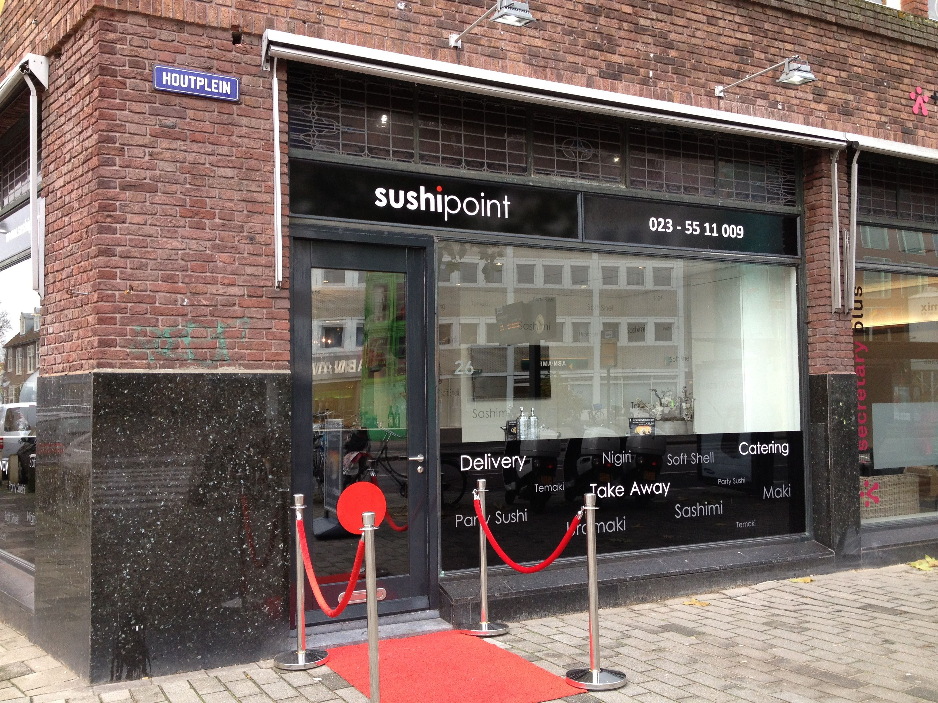 Haarlem Sushi Yeah Another New Sushi Takeaway In Haarlem Houtplein Hester
