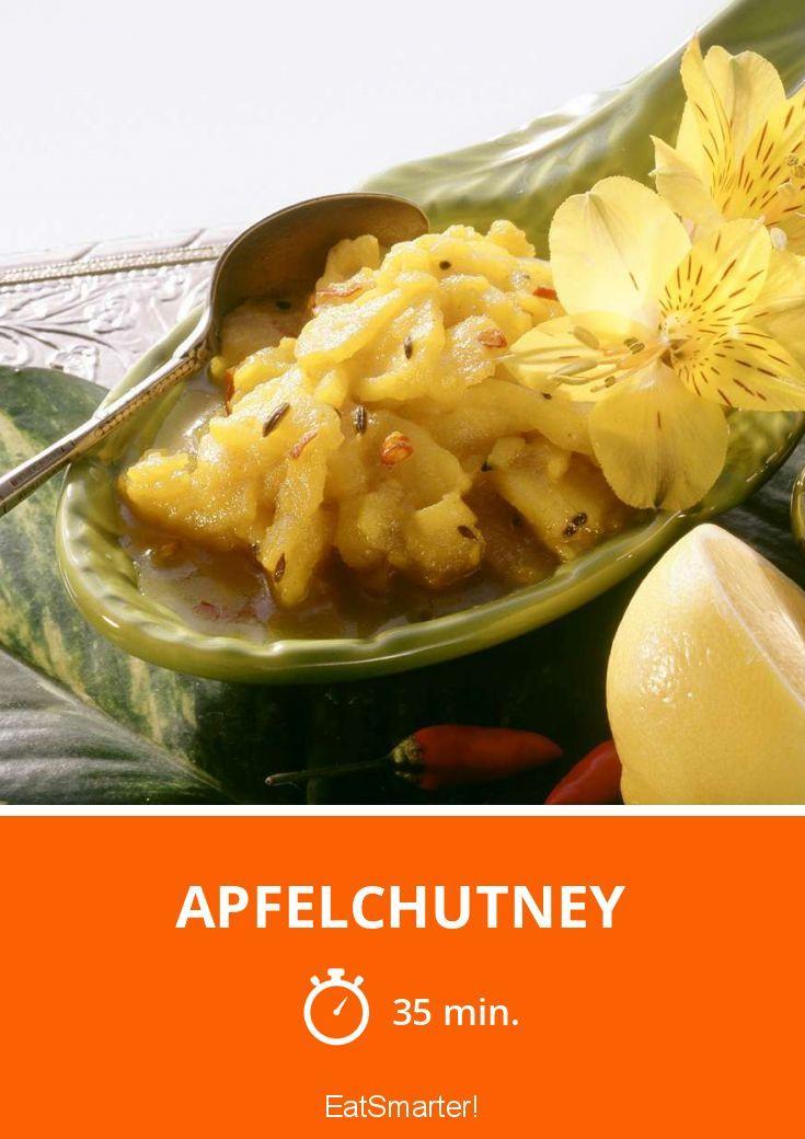 Apfelchutney - smarter - Zeit: 35 Min. | eatsmarter.de