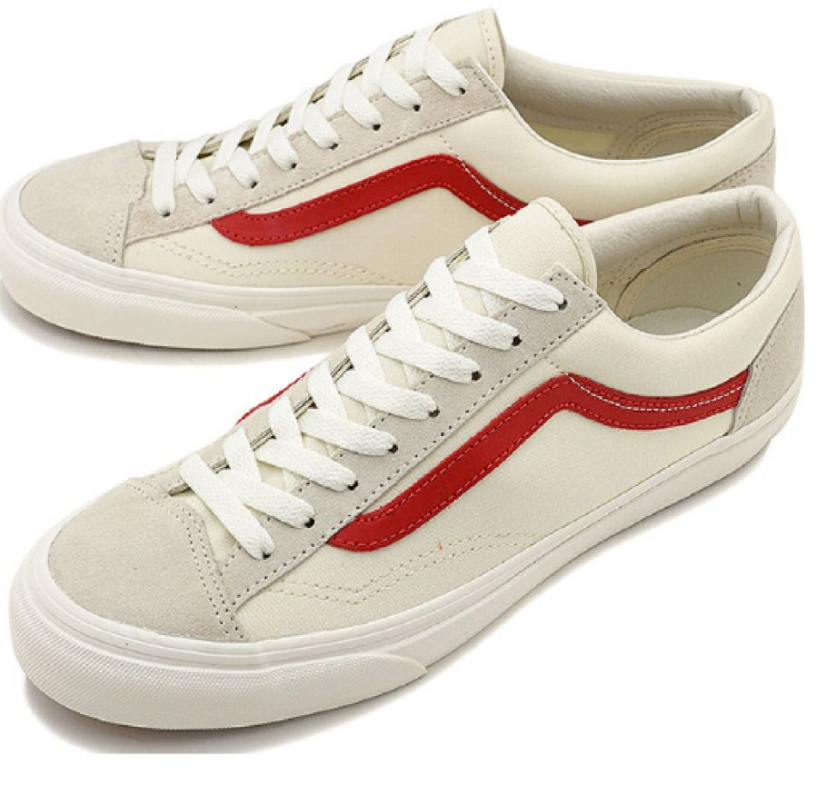 Vans Style 36 Marshmallow Racing Red old skool Size US 9 Except Box   fashion  clothing  shoes  accessories  mensshoes  athleticshoes (ebay link) a1584d66d