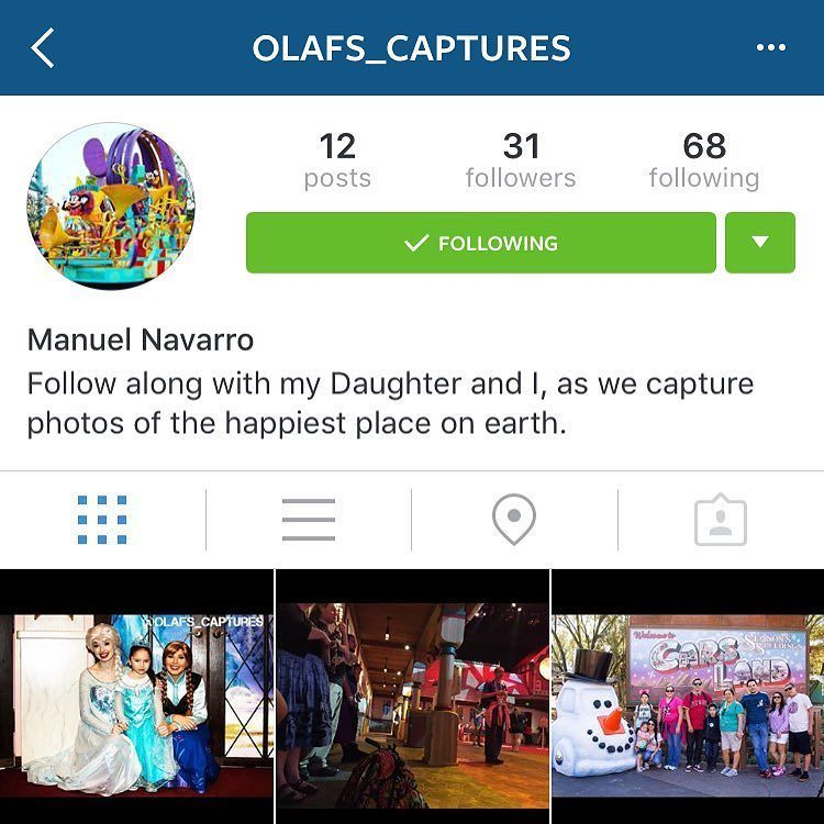 If you like @Disneyland and photography make sure to check out @olafs_captures.  by ocdrumguy