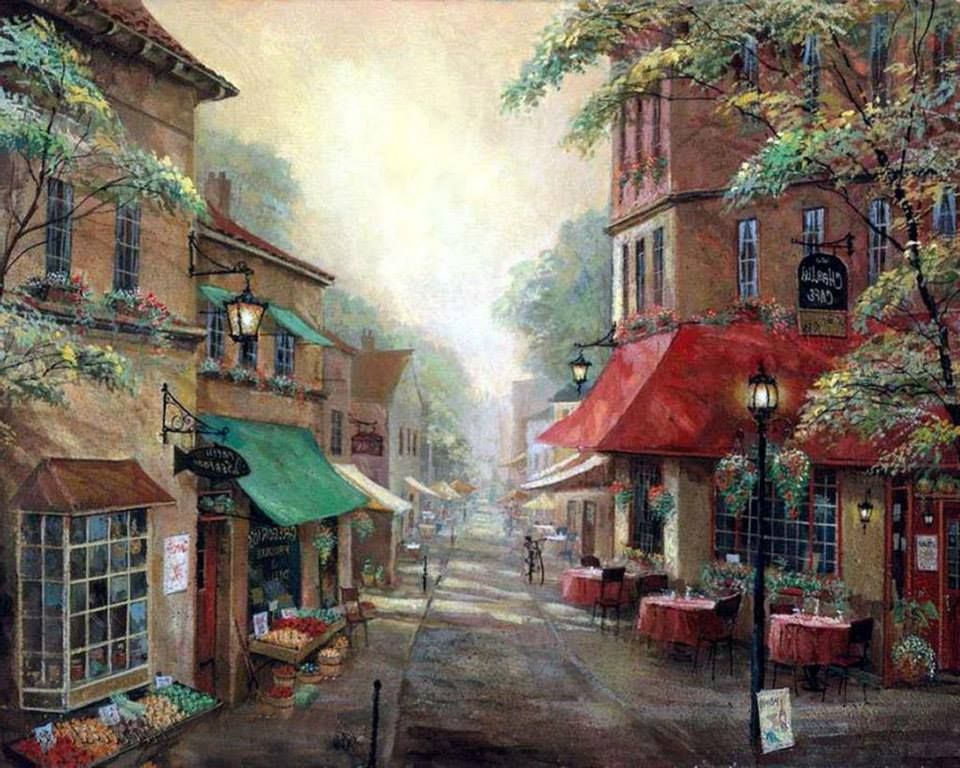 ruane manning   paintings for x stitching   Pinterest