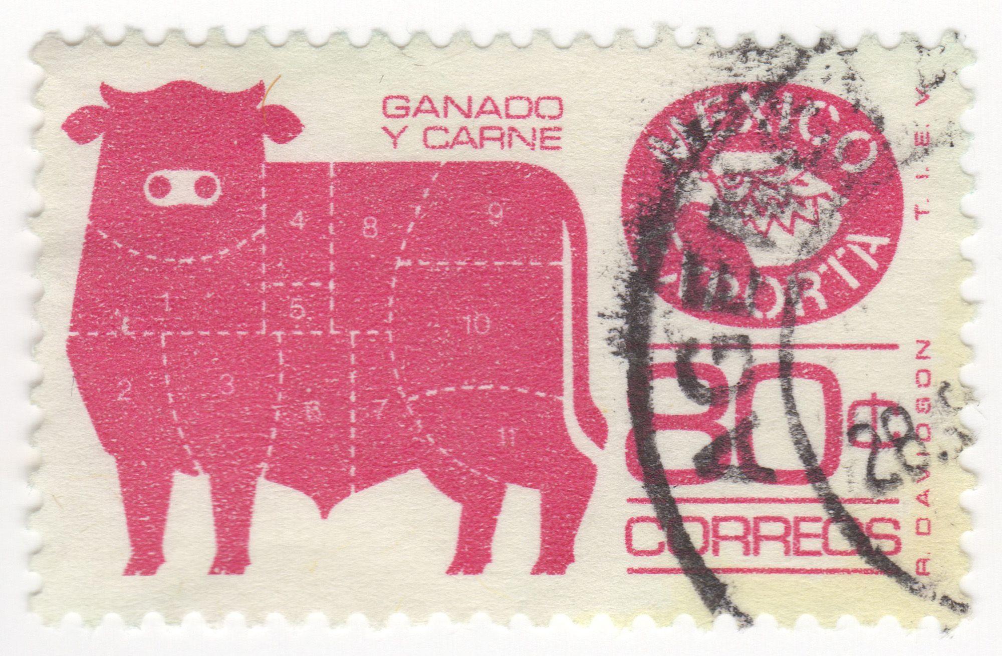 Pin van brock french op stamps Postzegels