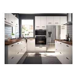 Nutid Self Cleaning Convection Oven Stainless Steel In 2020 Ikea Kuche Kuchen Planung Haus Kuchen