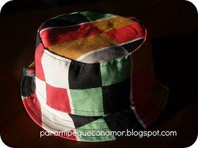 No me pude resistir a hacerle el sombrero del Cose Conmigo que organizó Naii , aunque sé que no lo va a llevar mucho, ¡me parece tan chu...