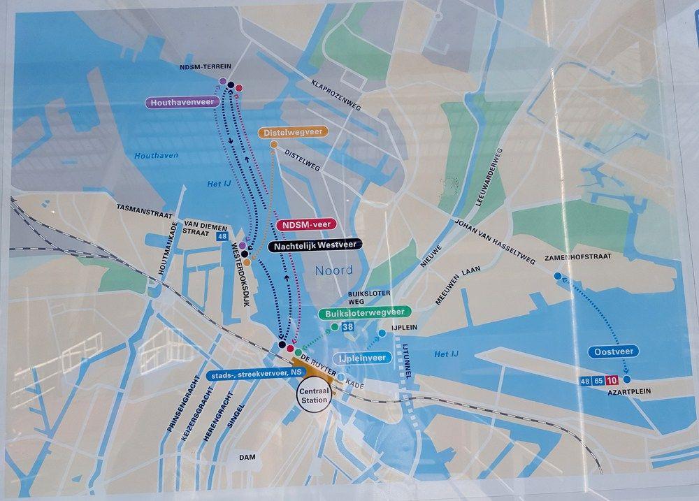 Amsterdam Entdecken Free Walking Tour Kostenlose Fahren