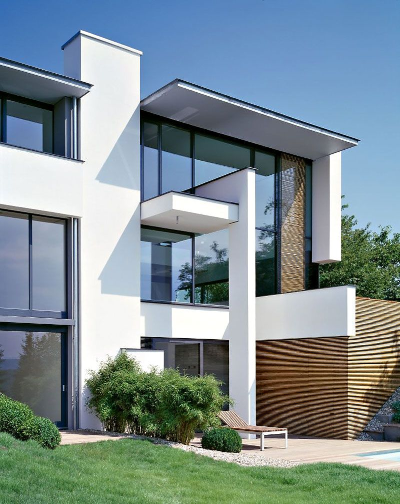 Modern House Windows miki 1 housealexander brenner architects   favorite places