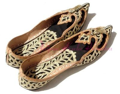 Handmade Pakistani Made Women S Shoe Mojari Juti Footwear Slipper Khussa Dream