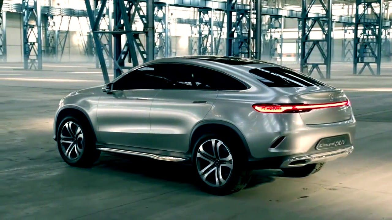2018 All New Mercedes Benz Gle Coupe Automobil Fahrzeuge