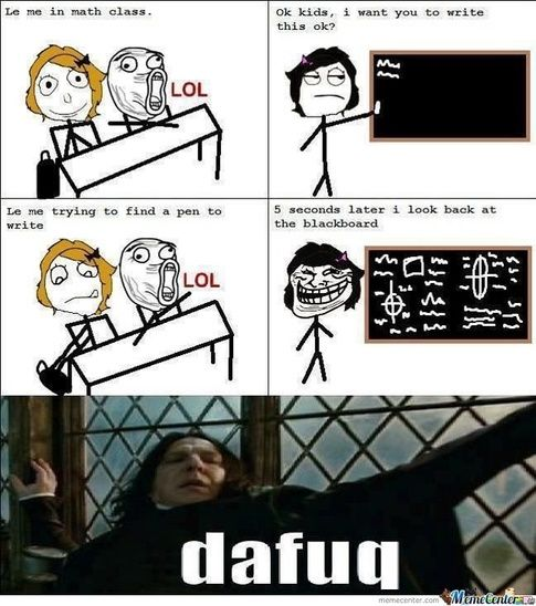 4846403b6a2df7ab4aa0004d54ee0523 what are some of the funniest 'dafuq' memes? quora school,Funny Dafuq Memes