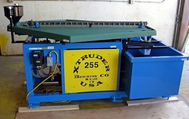 Gold Shaker Table | Xtruder 255 | MSI Mining Equipment