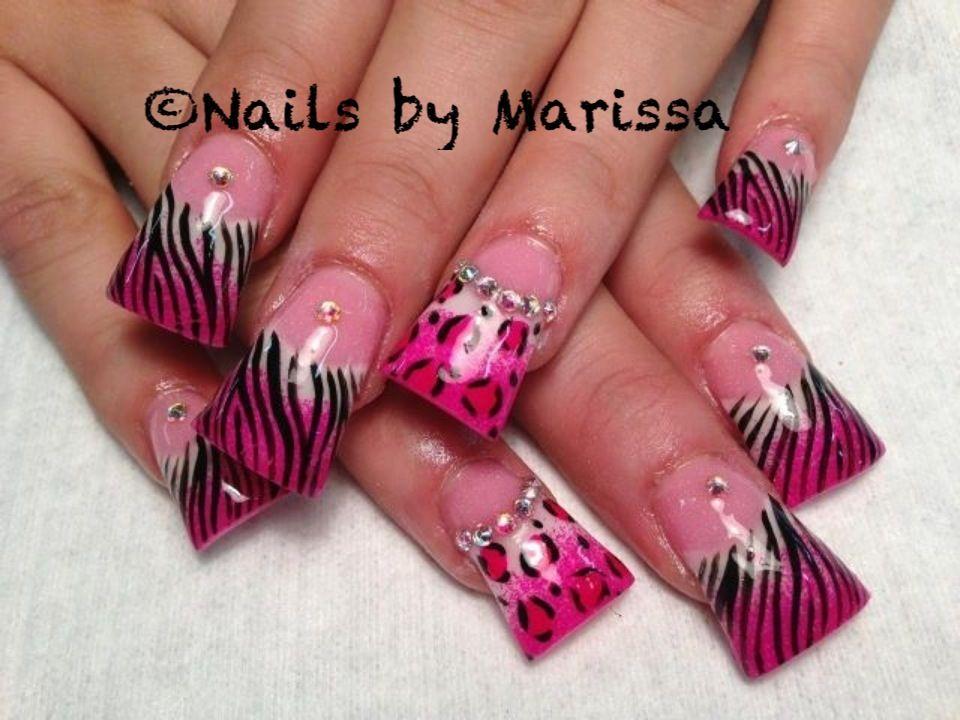 Acrylic nails | Nails by Marissa | Pinterest | Acrylics, Nail nail ...