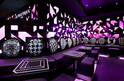 Una discoteca en madrid dise ada por parolio euphoria lab nightclub discotecas bar y boutique - La boutique de la silla madrid ...