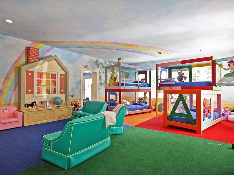 Kids Room Ideas Colorful Kids Room Dream House Interior Alicia