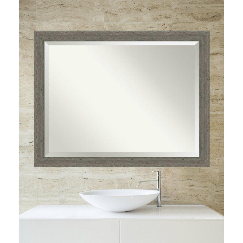 Mirror Bathroom Vanity Mirror Bathroom Mirror Framed Bathroom Mirror [ 1500 x 1500 Pixel ]