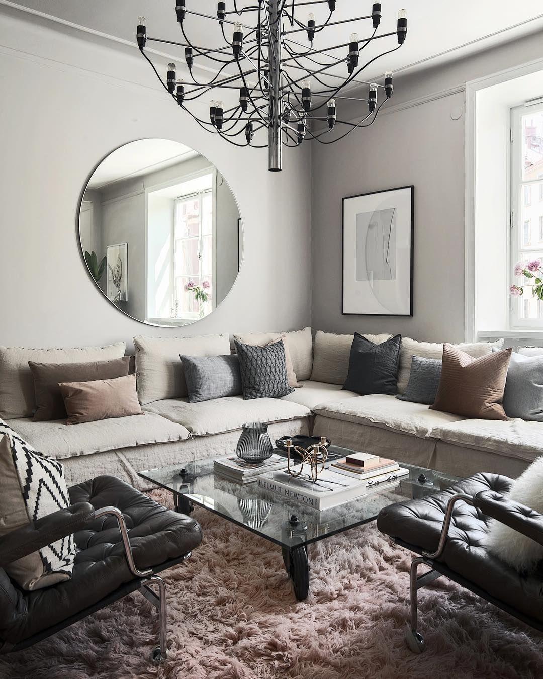 😍 Foto @kronfoto Styling @dreamdesign.sthlm | Living Room in 2019 ...