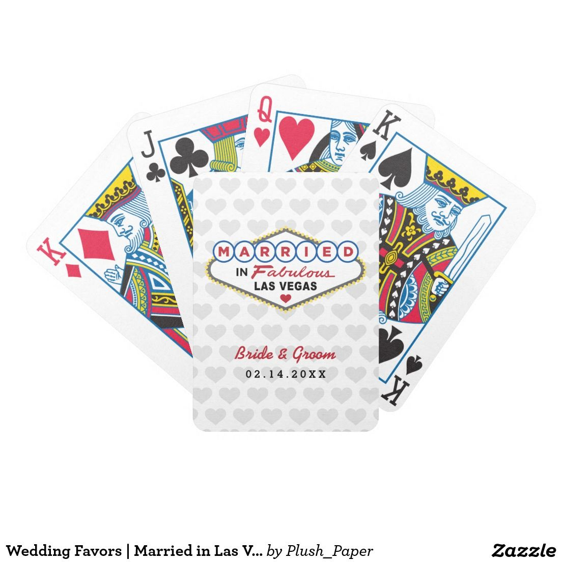 Your Custom Standard Index Playing Card | wedding wishes | Pinterest ...