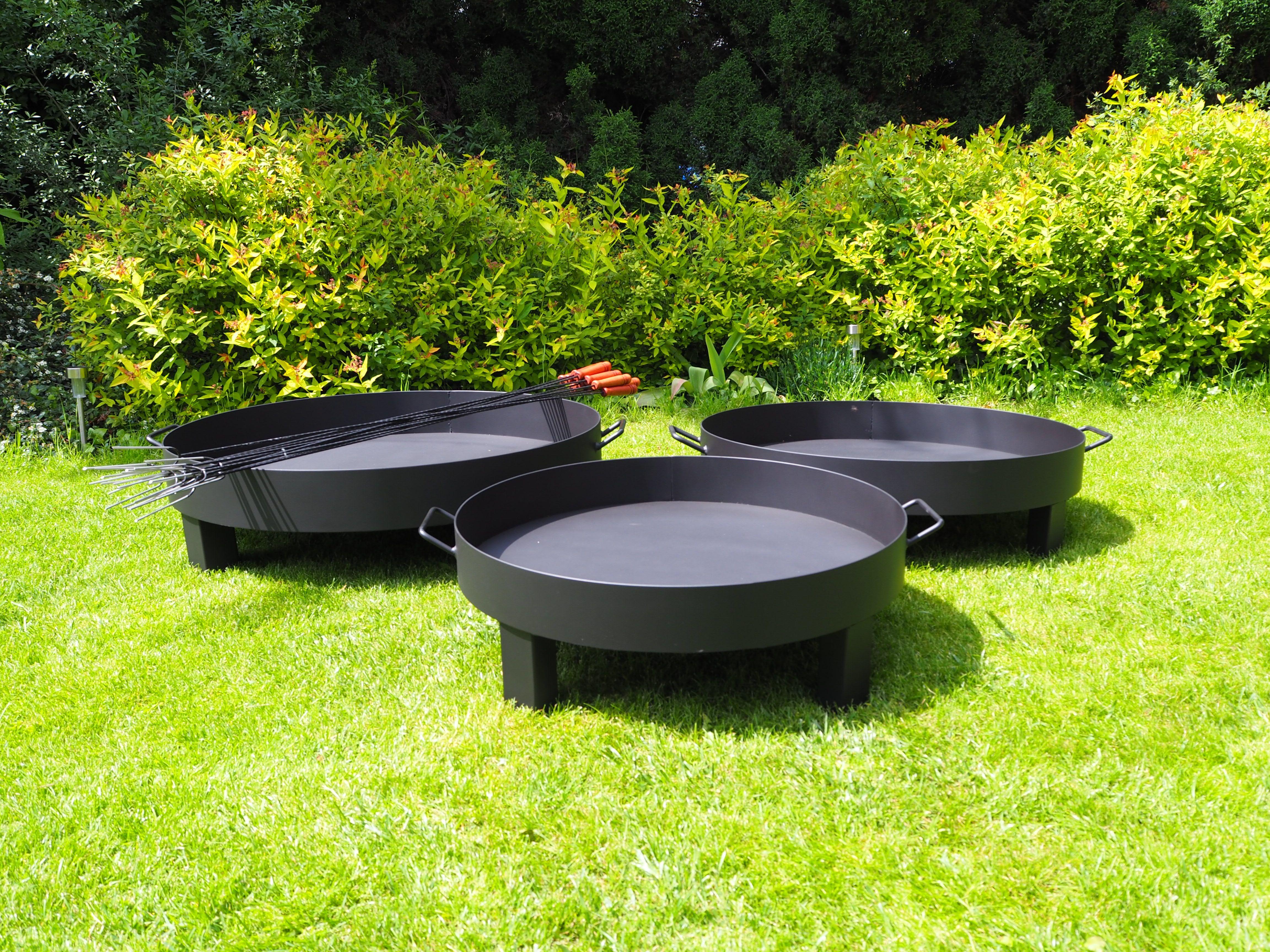 Solidne Paleniska Wykonane Z Grubej 3mm Blachy Garden Pots Garden Pot Tray Pot