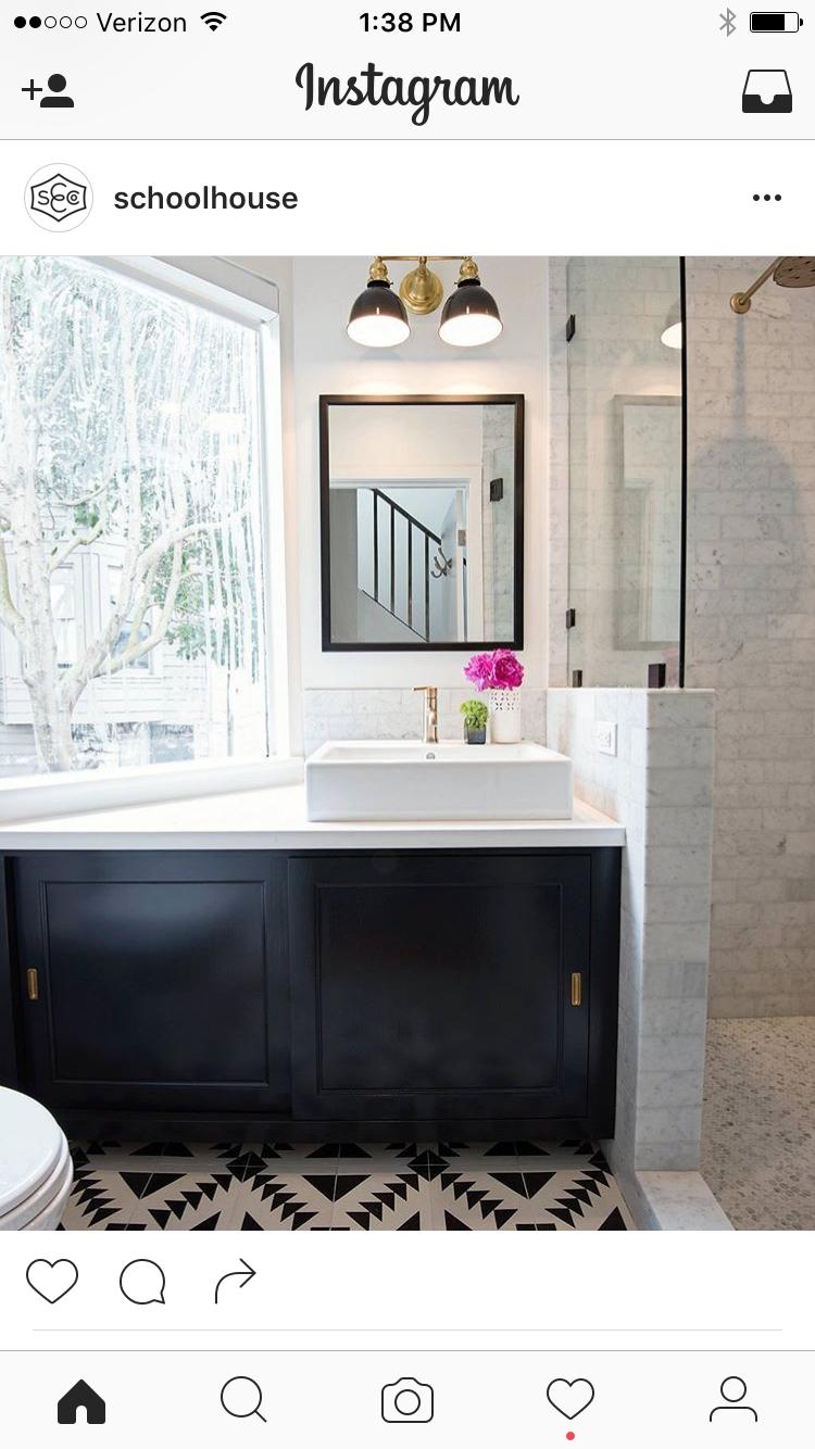 Love the window. | bathroom | Pinterest | Window, Bath and Master ...