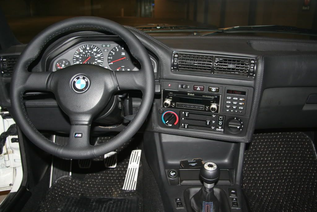 Ne1 Have Pics Of An E30 Leather Dash R3vlimited Forums E30