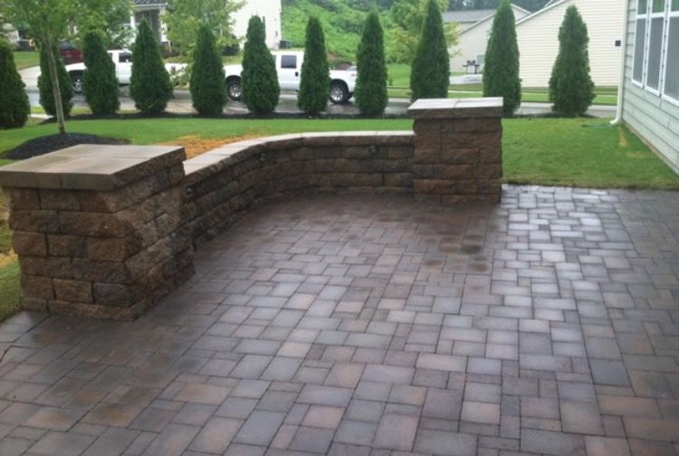 Pin by Christine on Outdoor kitchen Patio, Paver patio
