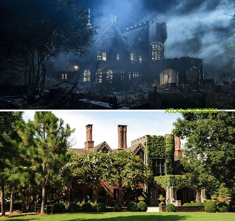 The Haunting Of Hill House Location Fotografia Fotos