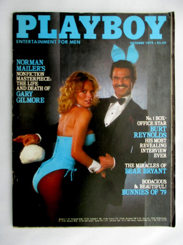 October 1979 Burt Reynolds Gig Gangel