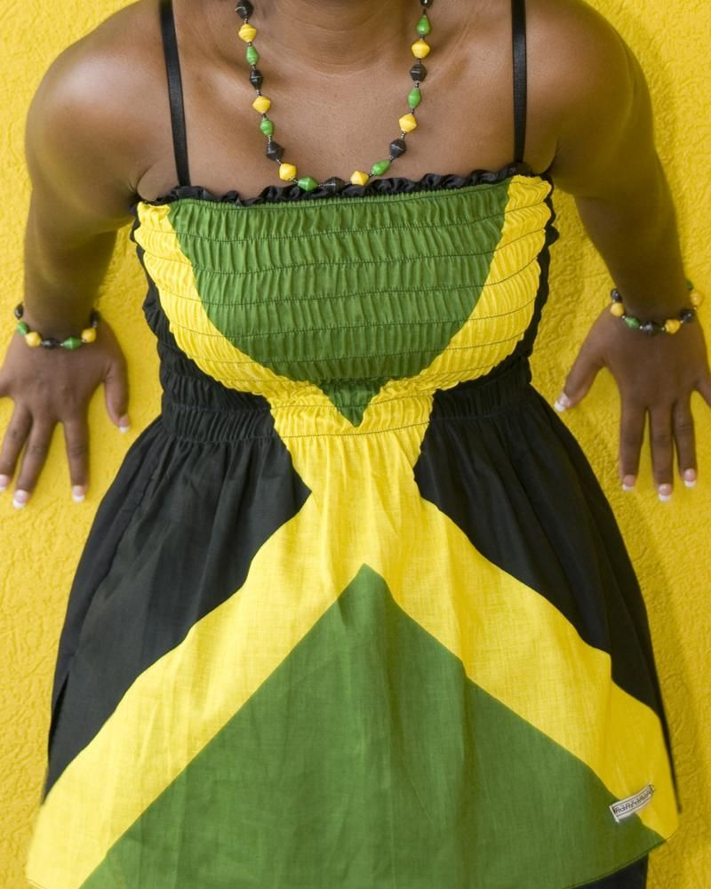 Wedding Hairstyles In Jamaica: Jamaican Clothing, Jamaican