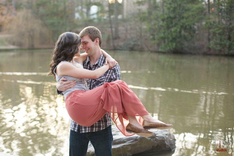 Duke gardens couples photography raleigh nc engagement photographers