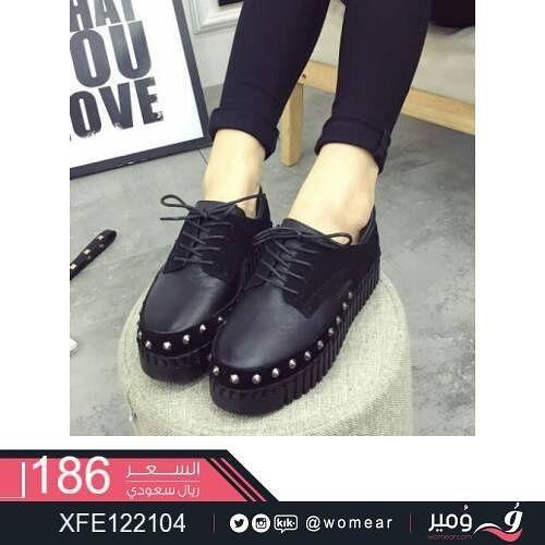 دعي اناقتك تكتمل بالحذاء المناسب احذية عصرية ستايل شبابي كاجوال سنيكرز حذاء نسائي احذية دوام بناتية فاشون جامعة كشخة Shoe Boots Boots Shoes
