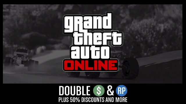 GTA Online Double RP and Cash Week | GTA Online Updates