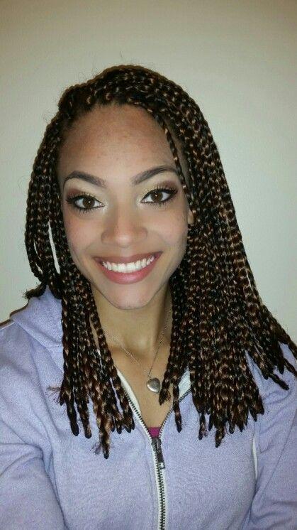 Short Box Braids Google Search