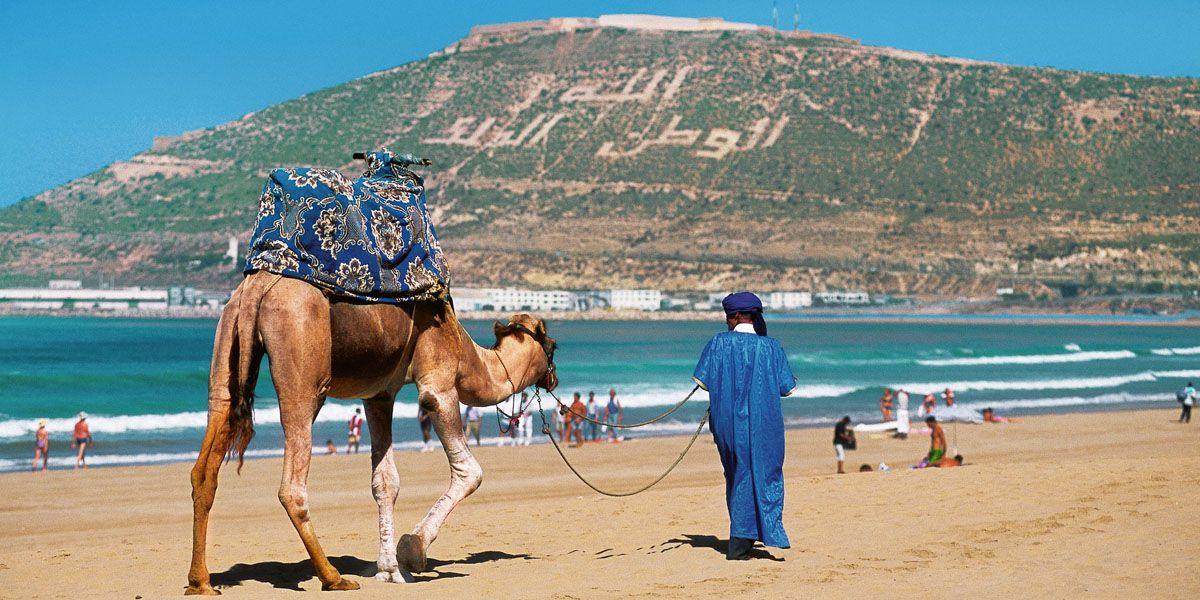 Vol Hotel Agadir Demi Pension