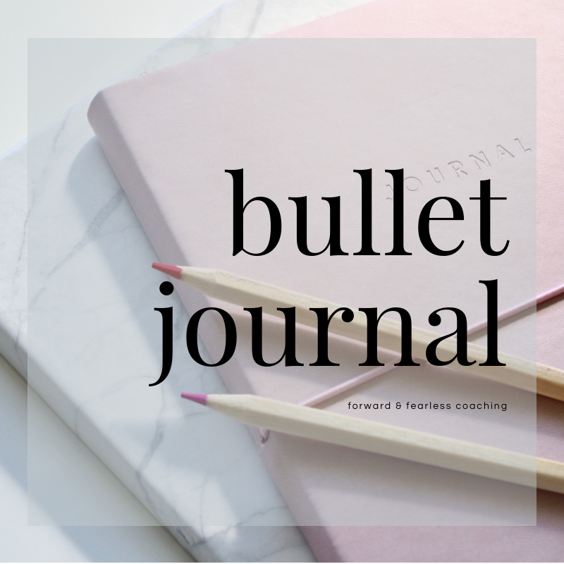 Bullet journal pages, ideas, inspiration and tricks. (With
