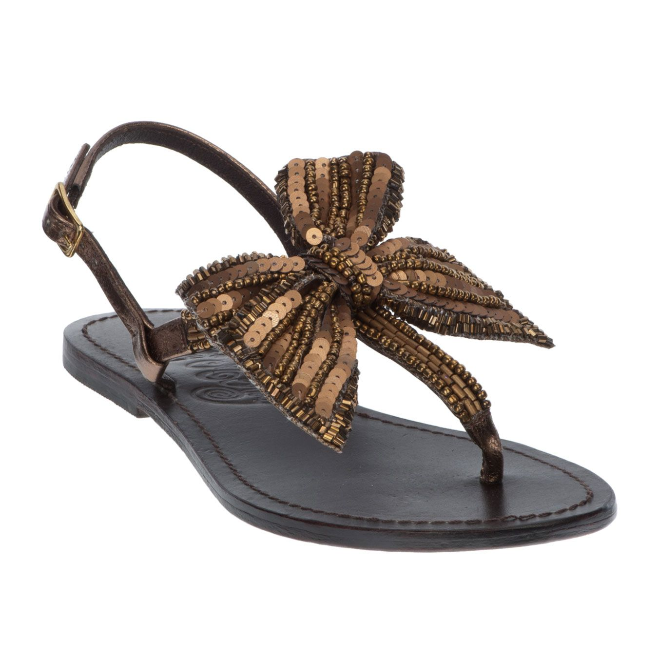 bronze $55 naughty monkey shoes are so cute!