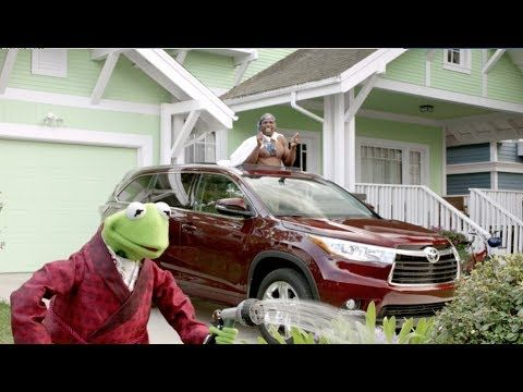 Toyota S Very Muppet Road Trip Super Bowl Commercials Terry