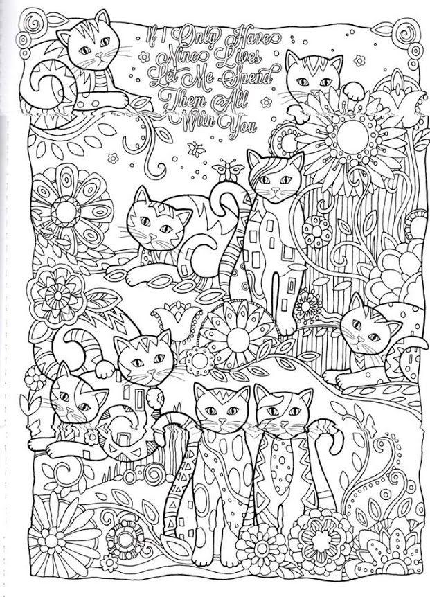 Pin de JoAnn Claude en Adult coloring pages   Pinterest