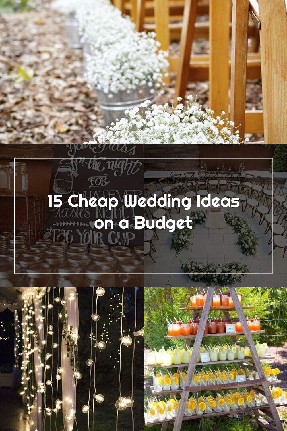 Pin On Backyard Wedding Ideas
