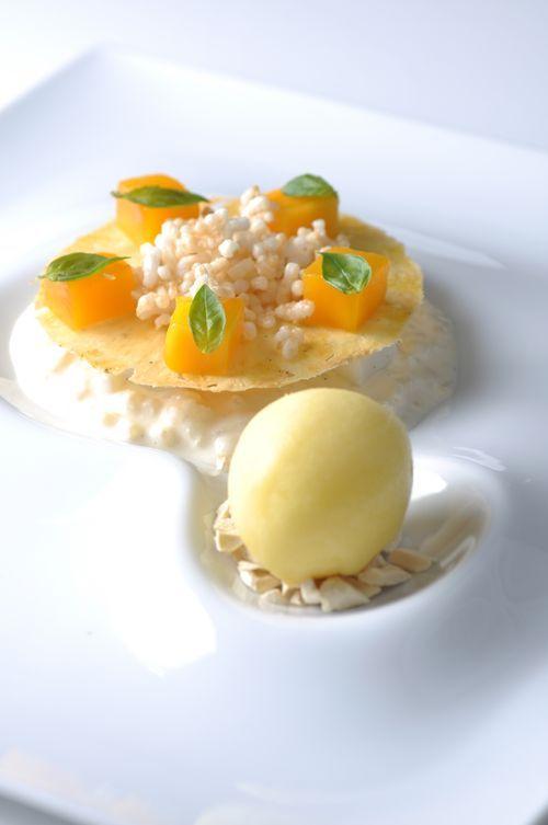 dessert plating food blog | food blogs | Desserts, Dessert