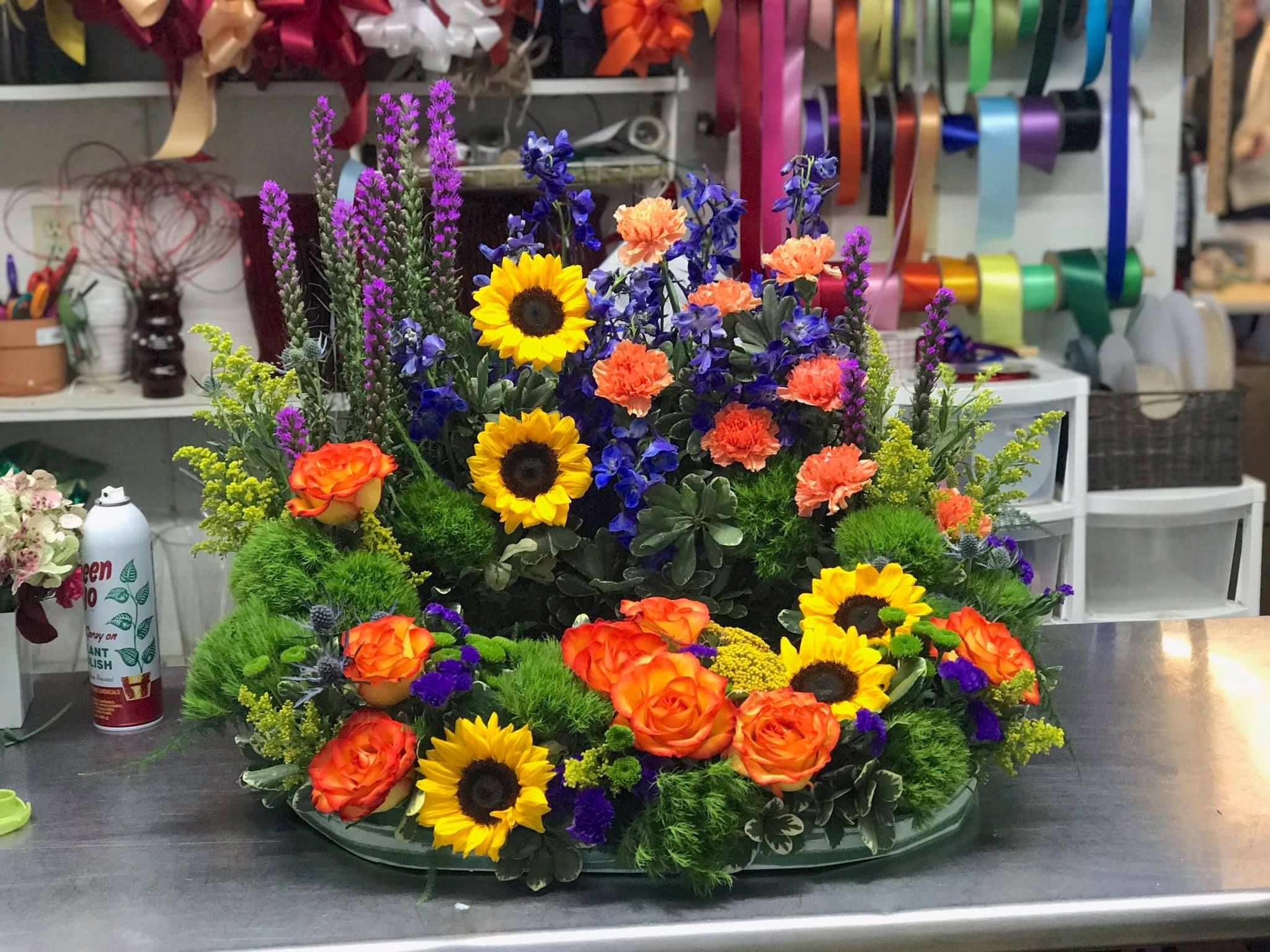 Funeral Arrangement By Waverley Florist Https Www