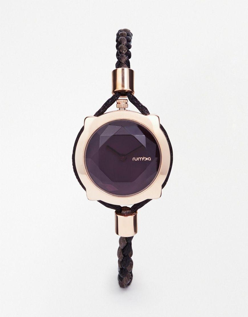Image 1 ofRumbaTime Gramercy Gem Black Watch