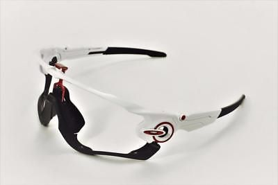 0ab7a23f746 Replacement Lenses and Parts 179194  New Authentic Oakley Jawbreaker  Polished White Frame !!Rare!! -  BUY IT NOW ONLY   74.99 on  eBay   replacement  lenses ...